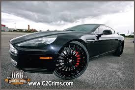 C2C Rims: 2014 Aston Martin Rapide