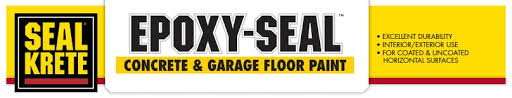 Seal Krete Epoxy Seal Concrete And Garage Floor Paint Gallon