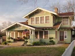 Architecture houses design Villa Light Green Craftsman Home Arch2o Arts And Crafts Architecture Hgtv