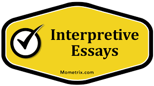 interpretive essays