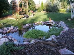 Diy Pond Diy Backyard Pond Ideas Backyard Design And Backyard Ideas
