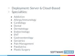 Amazing Charts Cloud Amazing Charts Ehr Software Finder