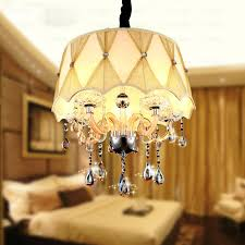 modern 5 light e12 e14 base drum chandelier with crystals