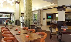 a restaurant or other place to eat at hilton garden inn frederick