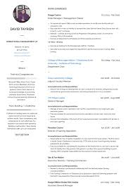 casino manager resumes assistant general manager resume samples and templates
