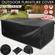 rattan outdoor furniture covers. patio furniture cover outdoor 8 seater garden table rectangular shelter 270cm rattan covers l