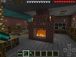 minecraft fire pit lovely fireplace designs mcpe show your creation minecraft pocket edition minecraft forum