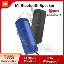 <b>Xiaomi Mi Portable Bluetooth</b> Speaker Outdoor 16W TWS ...