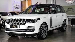 2020 Land Rover Range Rover Autobiography Range Rover Supercharged Land Rover Range Rover