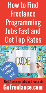 best lance programming ideas how to lance programming jobs fast and get top rates