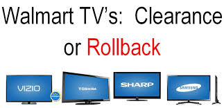 tv on sale at walmart. walmart tv on clearance or rollback sale at