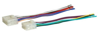 cheap scosche wiring diagram scosche wiring diagram deals on get quotations · scosche reverse wiring harness for 1981 1990 toyota power 4 speaker connector