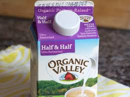 Very rarely, but on occasion, a barista will be asked to use heavy cream for a latte. What Is Half And Half Kitchn
