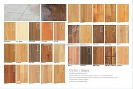 large size white oak laminate wood flooring color choices