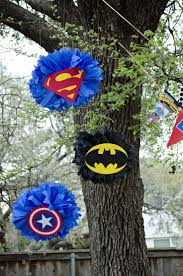 Avengers Party Decorations 17 Best Ideas About Superhero Party Decorations On Pinterest