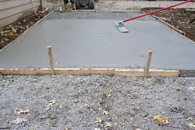 concrete patio look better