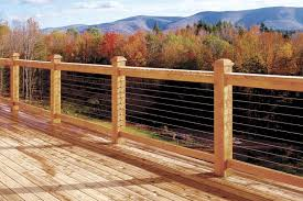 raileasy cable railing cable deck railing y69