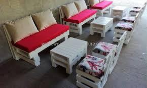 wooden pallets designs. creative idea of pallet wooden furniture set pallets designs