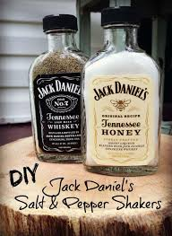 Jack Daniels Bottle Decorations Fun DIY Ideas Inspired by Jack Daniels Recipes Projects Crafts 2