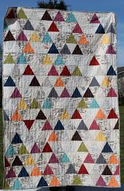 Triangle Quilt | Little Island Quilting | Sixty Degree Triangle ... & Triangle Quilt | Little Island Quilting Adamdwight.com