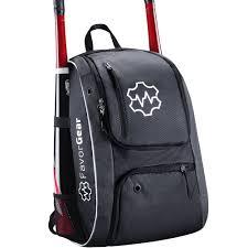 FavorGear Youth Baseball Bag - Backpack for Baseball, T-Ball, Softball Equipment  Gear