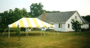 backyard party tent back yard party tent best rated outdoor party tents