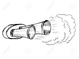 1300x974 hand drawn illustration of car exhaust pipe royalty free cliparts