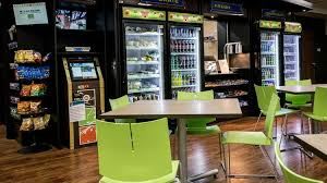Opening A Vending Machine Business Mesmerizing Accent Food Services Bets Big On Healthier Snacks Grows Revenue To