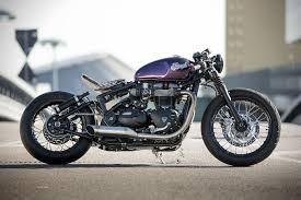 triumph bonneville hold on go fast by down out hiconsumption