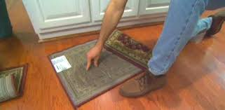 how to keep a rug from sliding on carpet nonslip rugs