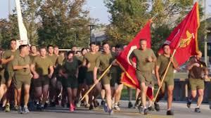 Usmc Pft Score Charts Military Com