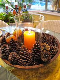 Pine Cone Candles 14 Diy Ideas For Candle Holder Diy Crafts Ideas Magazine