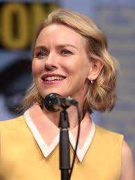 Watts at the 2017 San Diego Comic-Con to promote Twin Peaks