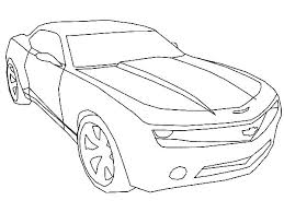 Transformers Bumblebee Coloring Pages Transformers Bumblebee