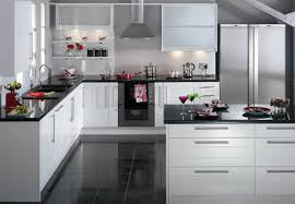 black and white kitchen ideas. Simple White Black And White Kitchen Ideas Home Interior Design 2017 Of  Intended