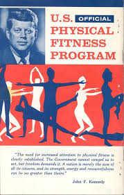 a brief history of the bizarre and sadistic presidential fitness  one of kennedy s fitness test booklets jfk library