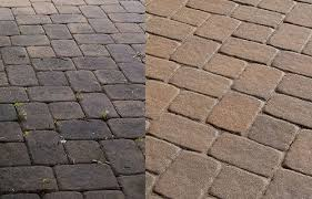 how to clean your pavers and enhance
