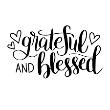 Image result for small free grateful clip art