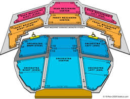 Gershwin Theater Seating Chart With Seat Numbers Justin Bieber Perfume Gershwin Theatre Seats