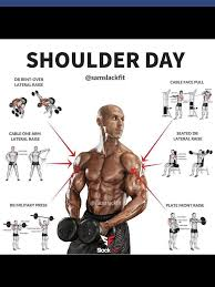 shoulder workout posted by customweightlossprogram