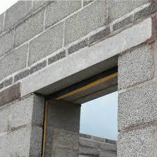 Concrete Block Lintel Design Building Methods Block Work