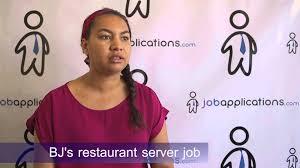 bj s restaurant interview server bj s restaurant interview server