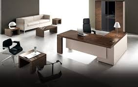 Try a Different Decor With Contemporary Office Furniture EVA Furniture