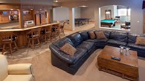 a contractor to finish your basement