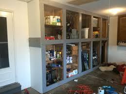 nice diy garage storage cabinets sugar bee crafts build your own garage storage cabinets