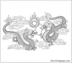 Amazing coloring book for adults that i like: 17 Best Free Printable Dragon Coloring Pages For Kids
