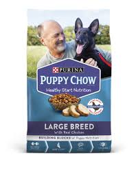 Purina Puppy Chow Large Breed Dry Puppy Food