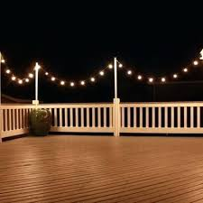 patio deck lighting ideas. Outdoor Deck Lighting Ideas Design String . Patio