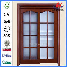 frosted glass office door. China Swing Door With Frosted Glass Panel Shatterproof Office Double Doors - Red Walnut Door, Veneer O