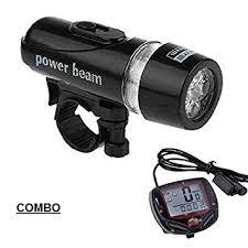 Buy MOSHTU <b>Cycle Light</b> - 1 <b>Pc</b> Headlight & 1 <b>Pc Speedometer</b> ...